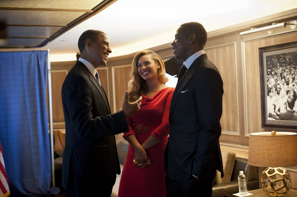 tinh ban cua Obama voi nhung nguoi noi tieng anh 3