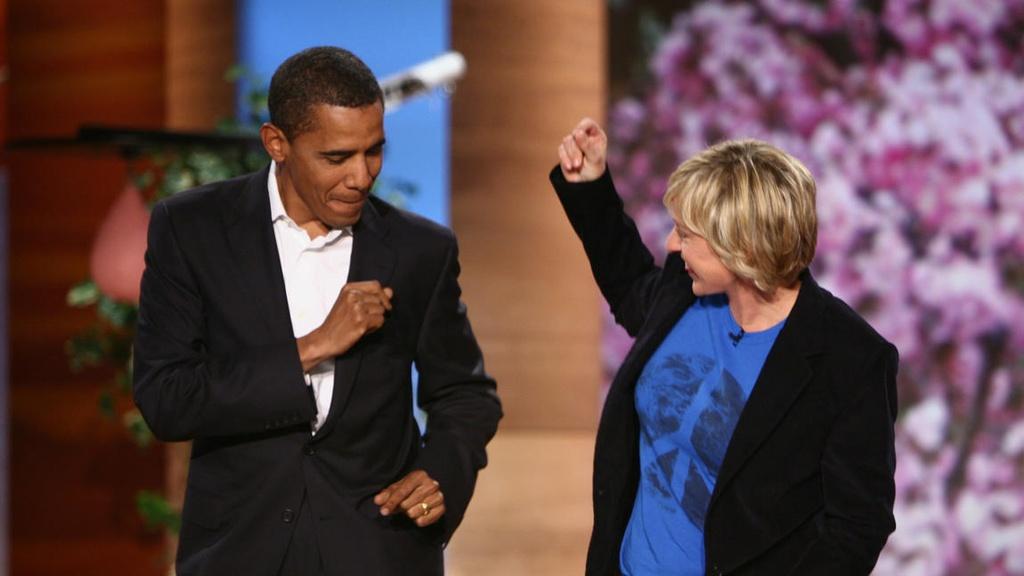 tinh ban cua Obama voi nhung nguoi noi tieng anh 7