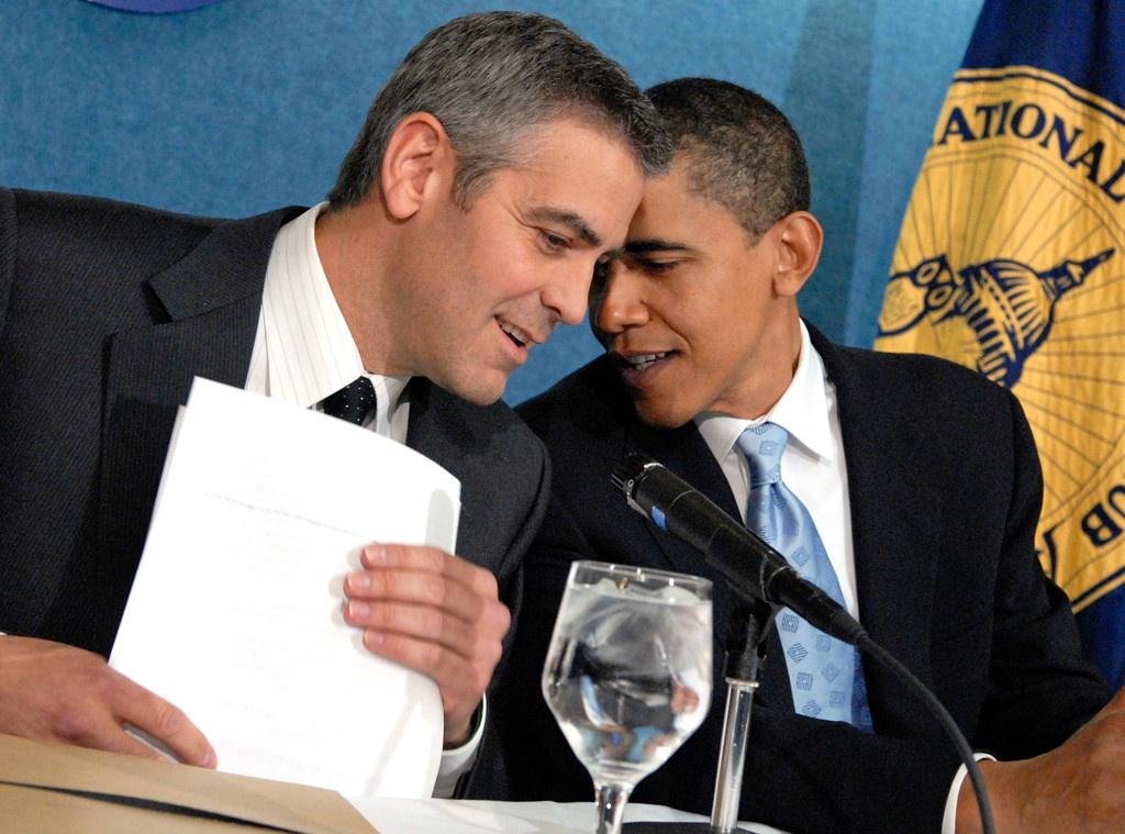 tinh ban cua Obama voi nhung nguoi noi tieng anh 10