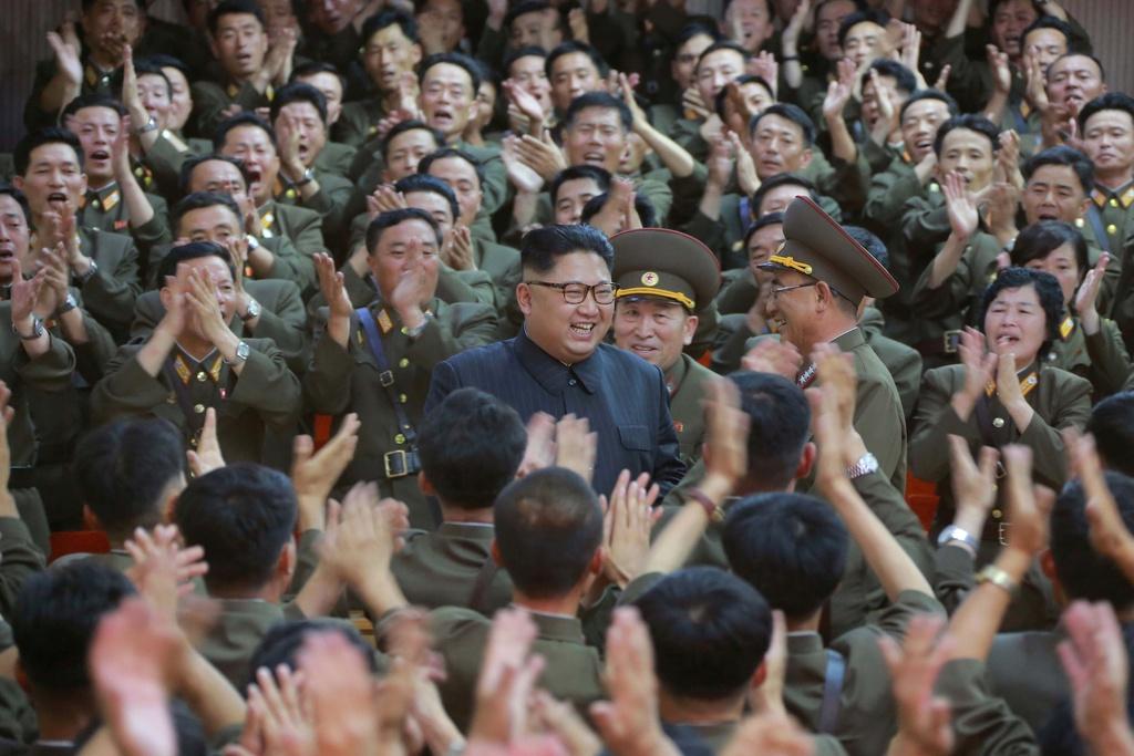 Kim Jong Un anh 3