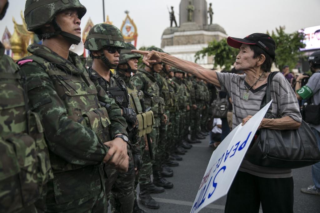 Khung hoang chinh tri Thai: Be tac khong loi thoat hinh anh 5