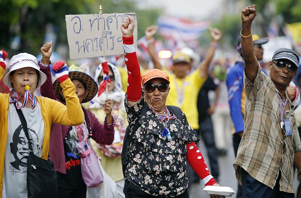 Khung hoang chinh tri Thai: Be tac khong loi thoat hinh anh 4