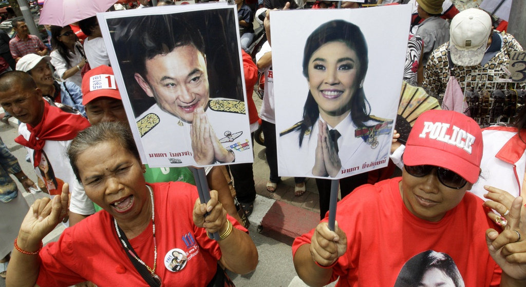 Khung hoang chinh tri Thai: Be tac khong loi thoat hinh anh 3