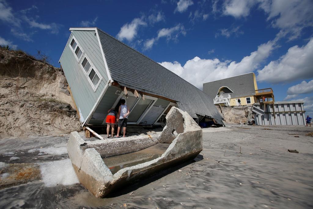 Florida sau sieu bao the ky Irma: Toi tam, lut loi va do nat hinh anh 13