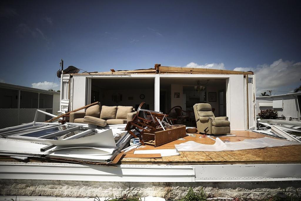 Florida sau sieu bao the ky Irma: Toi tam, lut loi va do nat hinh anh 4