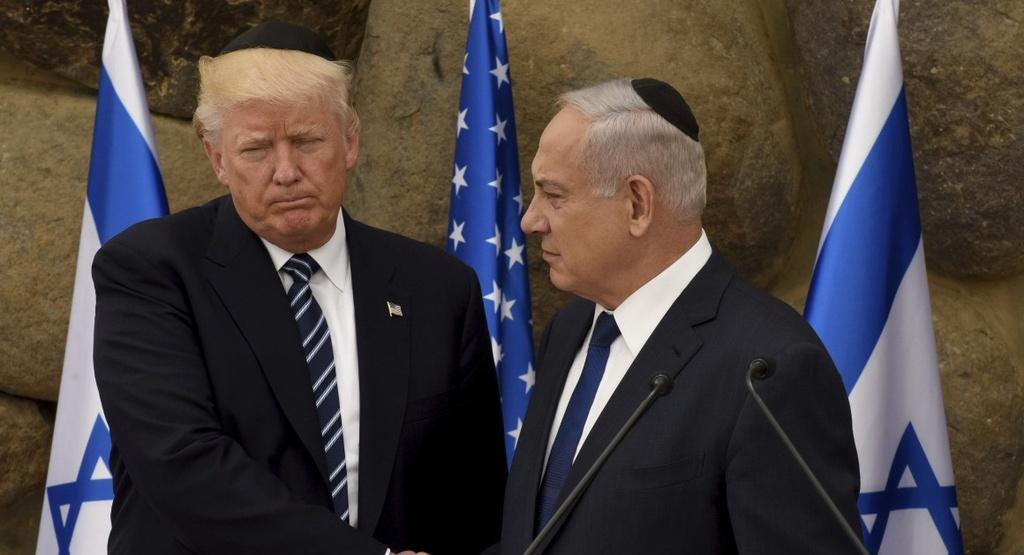 Vi sao Trump bat chap moi rui ro de cong nhan Jerusalem? hinh anh 3