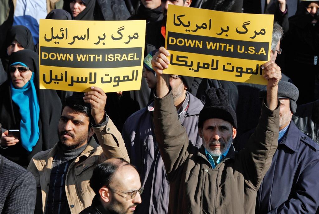 Trump cong nhan Jerusalem anh 5