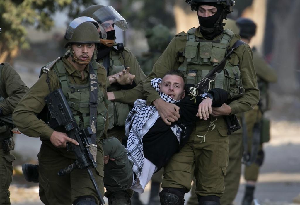 Dung do khoc liet giua Israel va Palestine, 4 nguoi chet hinh anh 6