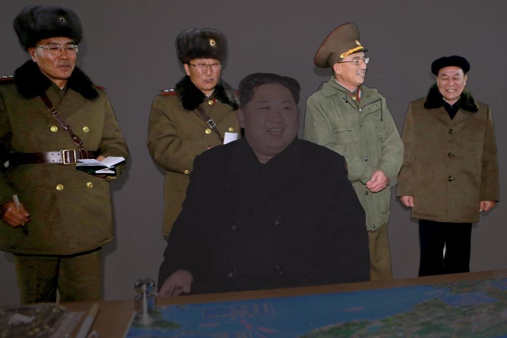 'Biet doi' ten lua hat nhan dac luc cua Kim Jong Un hinh anh 1