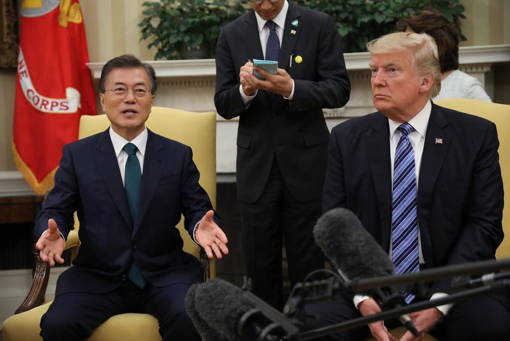 De nghi doi thoai, Kim Jong Un khoet sau bat dong My - Han? hinh anh 1