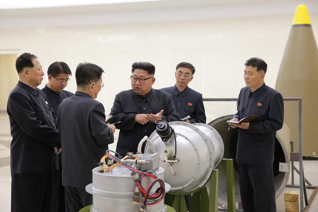 De nghi doi thoai, Kim Jong Un khoet sau bat dong My - Han? hinh anh 3