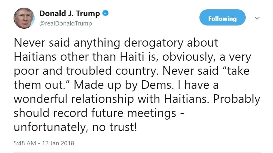 'Quoc gia do ban': Trump hung 'bao' vi miet thi nguoi chau Phi hinh anh 2
