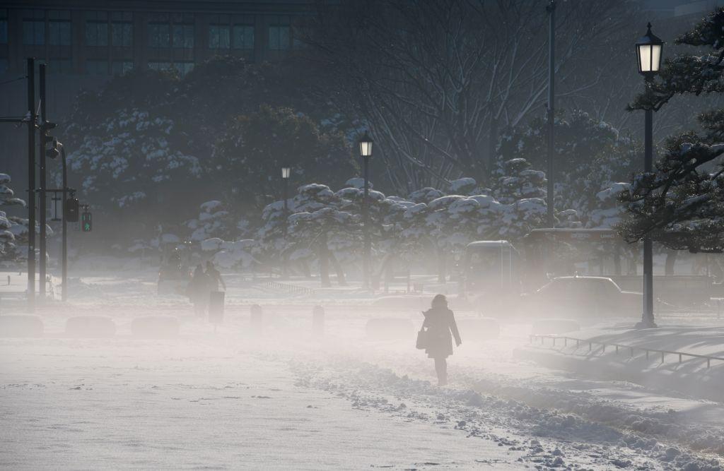 Kết quả hình ảnh cho bão tuyết