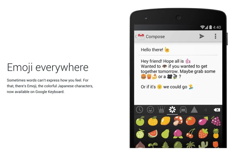 Vì sao smartphone ngày nay tích hợp thêm Emoji và AR - Công