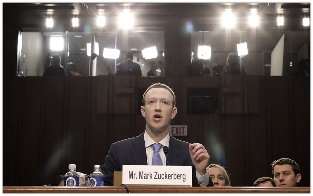 Mark Zuckerberg dieu tran: Facebook luu tru moi thong tin nguoi dung hinh anh 3