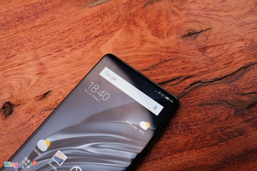 #CoNenMua: Xiaomi Mi Mix 2S - kiet tac con dang do cua Xiaomi hinh anh 5