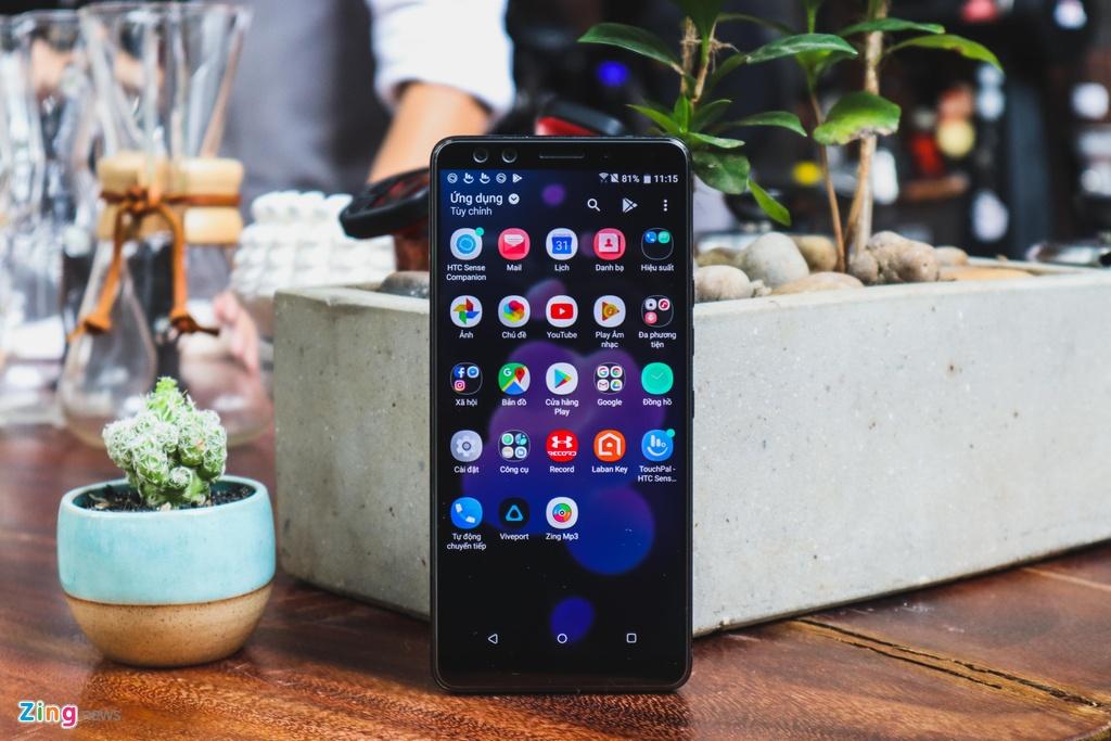 #CoNenMua HTC U12 Plus - tot toan dien nhung thieu ban sac hinh anh 3