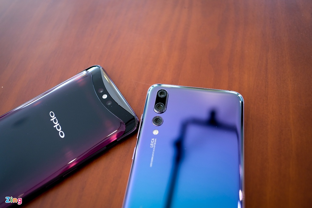 Nen chon Oppo Find X, Huawei P20 Pro, iPhone X hay Galaxy Note9 ? hinh anh 5
