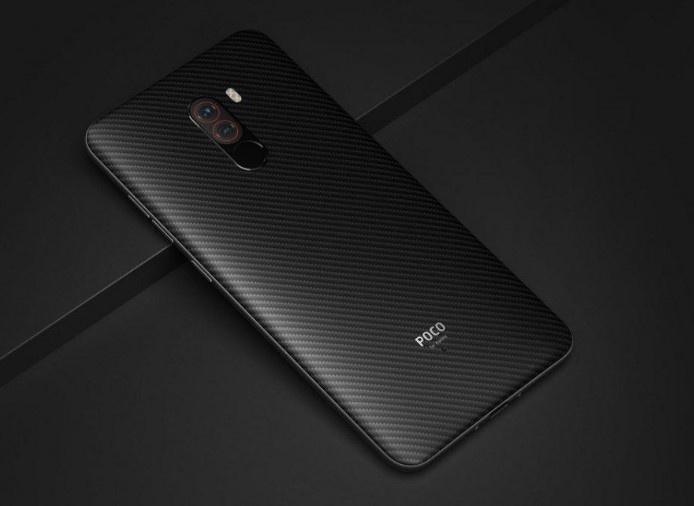 Pocophone - tro 've sau thoat xac' gia re cua Xiaomi de dau Samsung hinh anh 3
