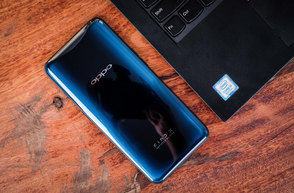 Danh gia Oppo Find X - tham vong chua tron ven hinh anh 5