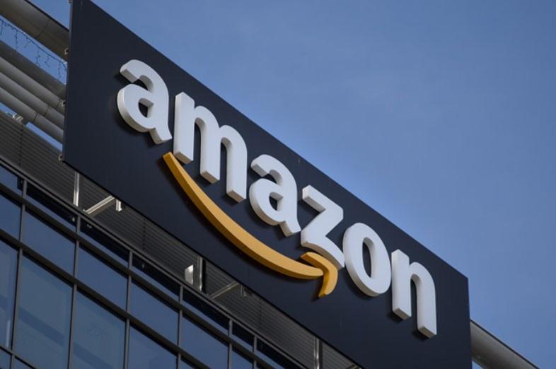 Thị trường công nghệ ảm đạm nhưng nhờ nhanh nhạy kinh doanh, Amazon mỉm cười với mức tăng hơn 40% vốn hóa so với năm 2017. Ảnh: Getty.