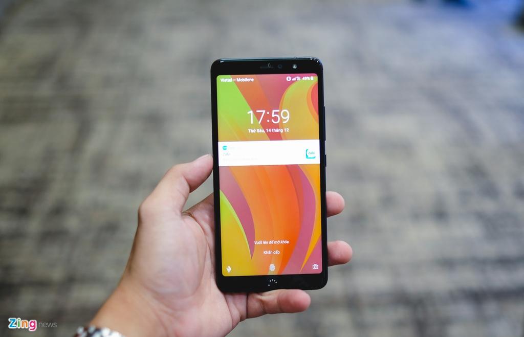Active 1 va Active 1+: Smartphone tam trung Vsmart gia tu 5 trieu dong hinh anh 3