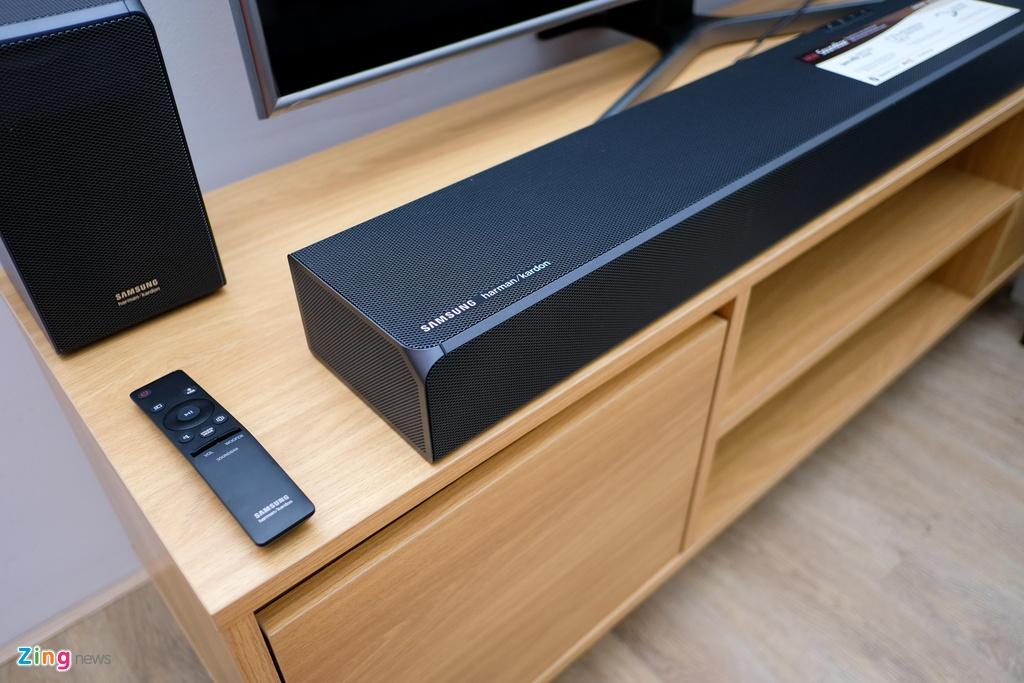 Danh gia Samsung Soundbar N950 - hop cho phim anh tai gia hinh anh 2