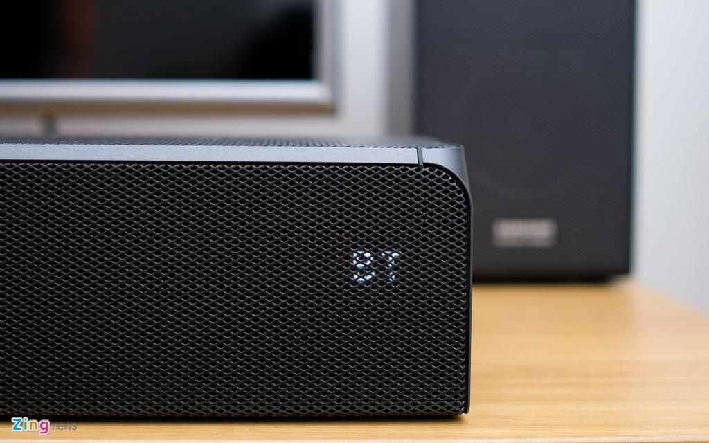 Danh gia Samsung Soundbar N950 - hop cho phim anh tai gia hinh anh 5