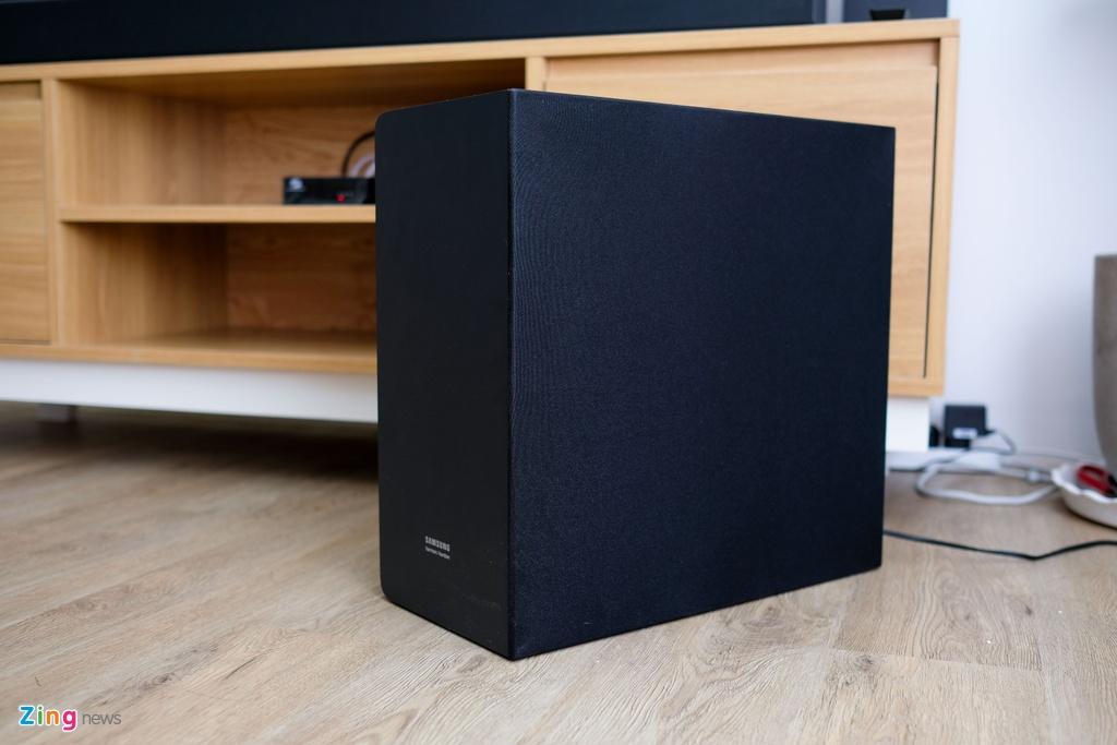 Danh gia Samsung Soundbar N950 - hop cho phim anh tai gia hinh anh 8