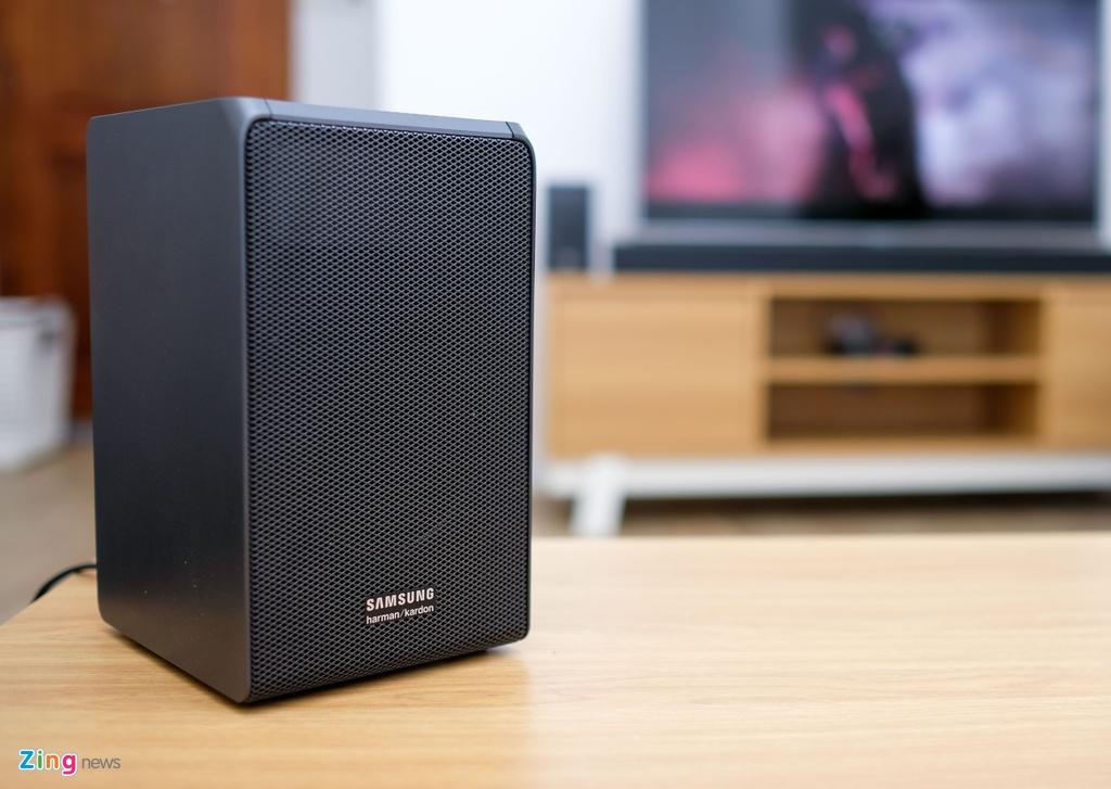 Danh gia Samsung Soundbar N950 - hop cho phim anh tai gia hinh anh 3