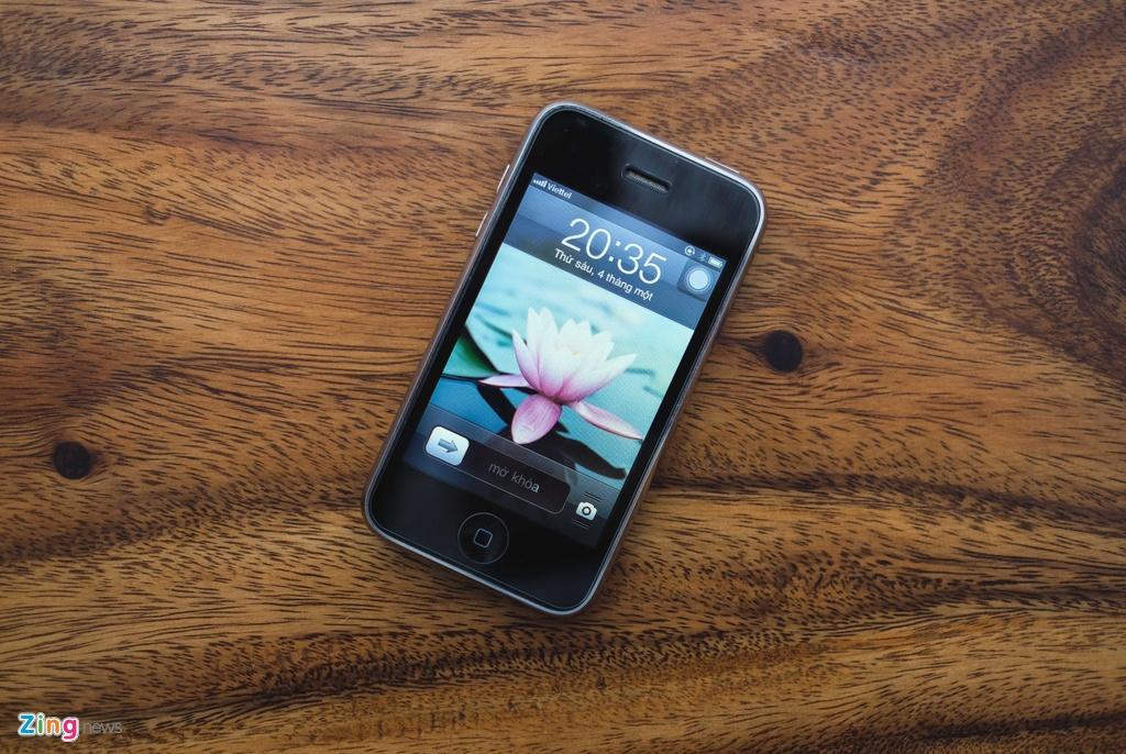 iPhone 3GS - ra mat 10 nam van muot ma hinh anh 4