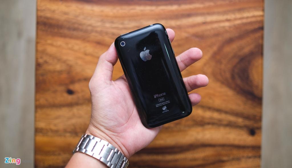 Dung iPhone 3GS vao nam 2019 se nhu the nao? hinh anh 6