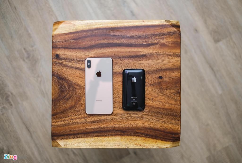 Day la dieu iPhone 3GS lam duoc vao nam 2019 hinh anh 16