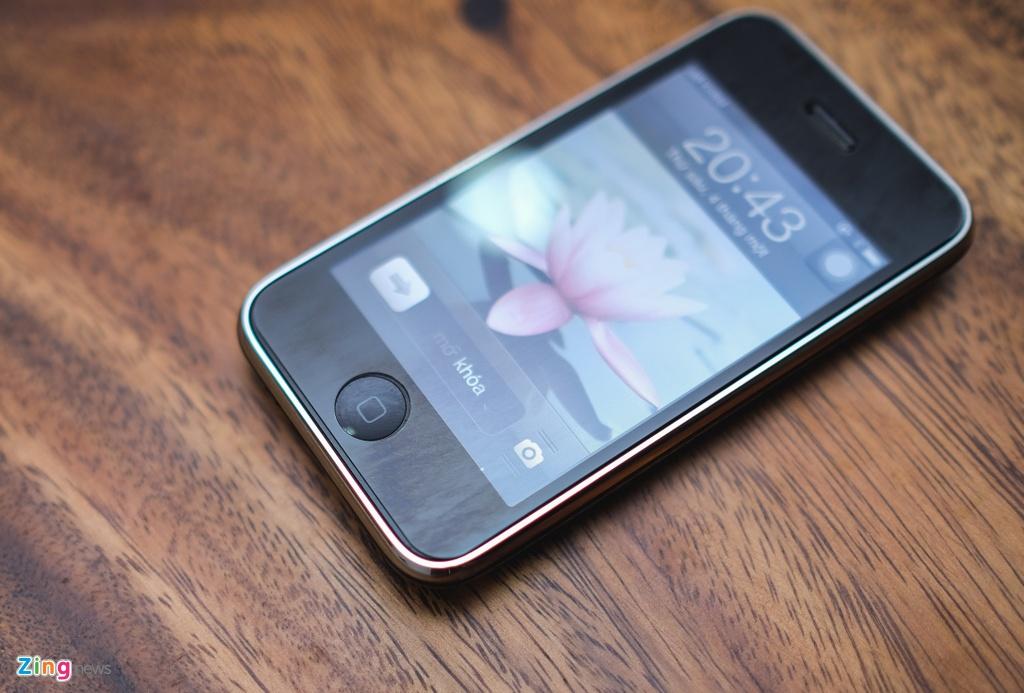 iPhone 3GS - ra mat 10 nam van muot ma hinh anh 17