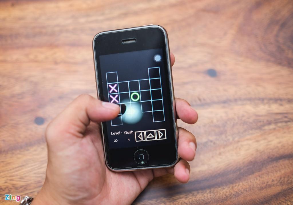 iPhone 3GS - ra mat 10 nam van muot ma hinh anh 12