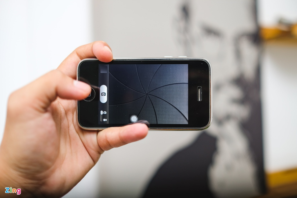 Dung iPhone 3GS vao nam 2019 se nhu the nao? hinh anh 18
