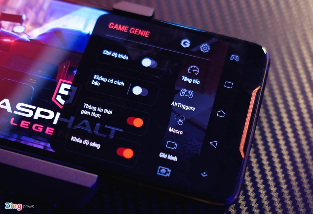 Danh gia ROG Phone - smartphone chuyen game co dang mua? hinh anh 5