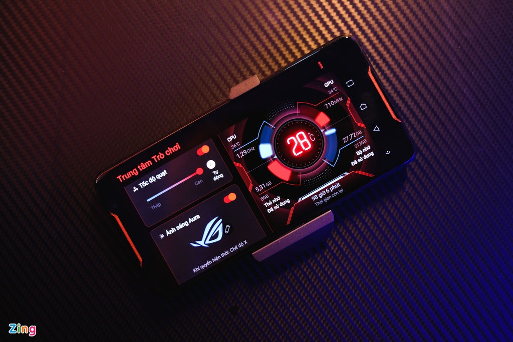 Danh gia ROG Phone - smartphone chuyen game co dang mua? hinh anh 6
