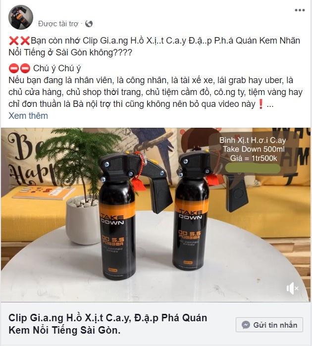 Quang cao doc hai, lua dao tran lan Facebook o Viet Nam hinh anh 1