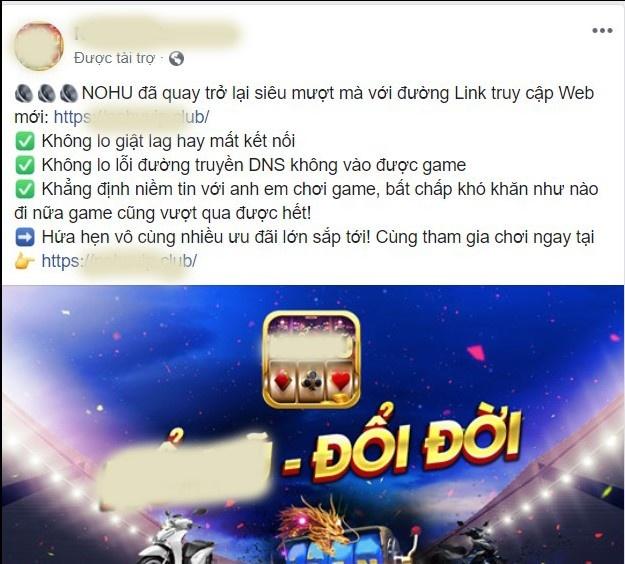 Quang cao doc hai, lua dao tran lan Facebook o Viet Nam hinh anh 5