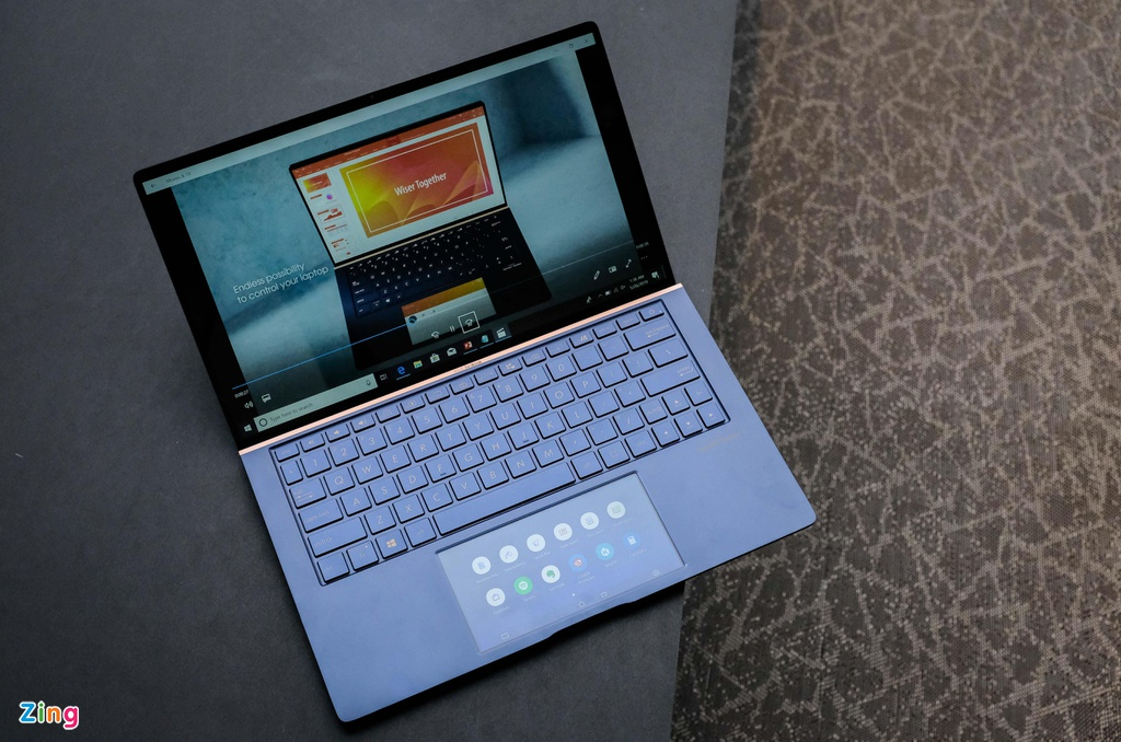 Asus New Zenbook anh 7