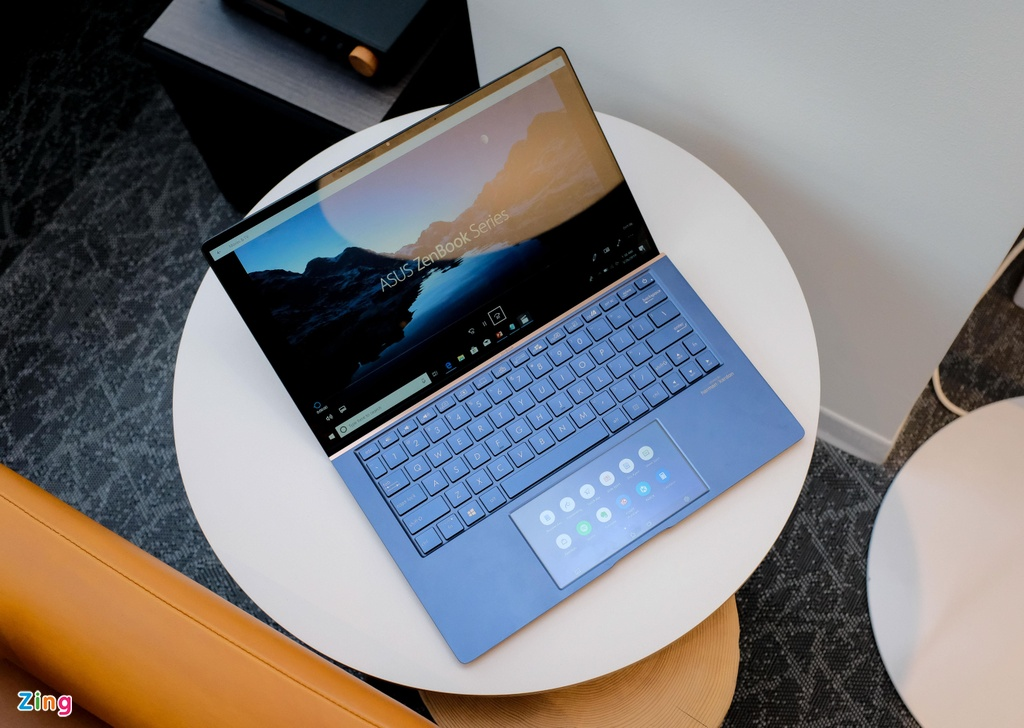 Asus New Zenbook anh 1