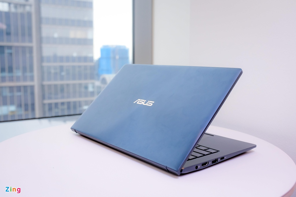 Anh chi tiet Asus New Zenbook - laptop co touchpad thu vi hinh anh 8