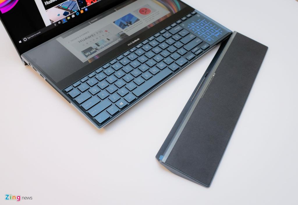Day la laptop 2 man hinh 4K, chip Core i9 dau tien tren the gioi hinh anh 8
