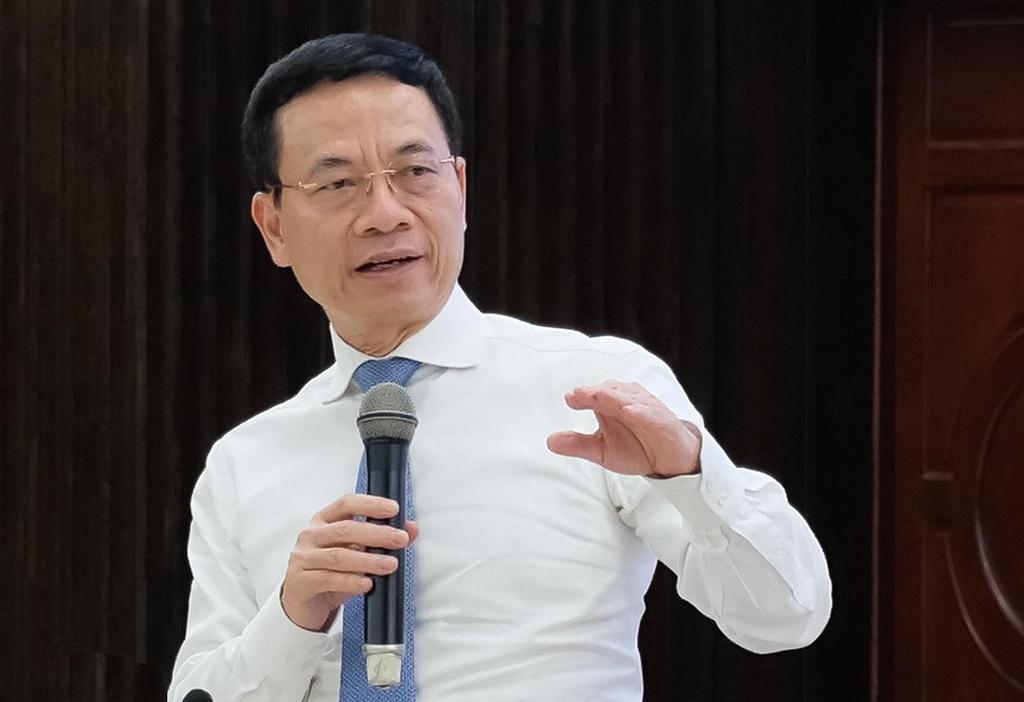 'Việt Nam phải nằm trong top 50 về chuyển đổi số vào năm 2025'