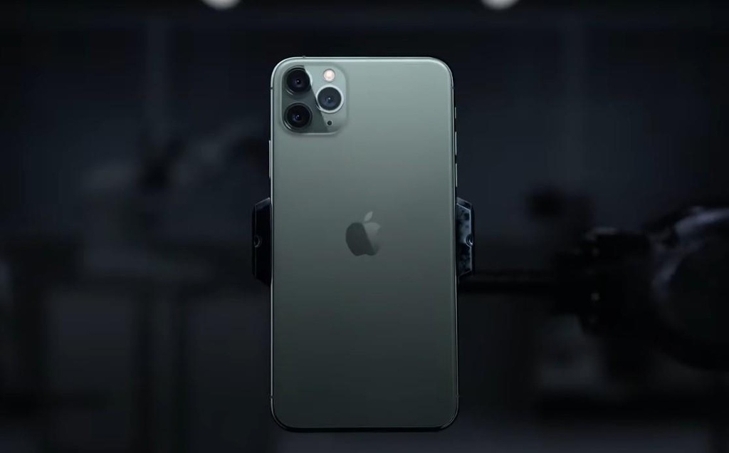 iPhone 11 Pro Max - ten dai, chi tiet nao cung Pro hinh anh 1