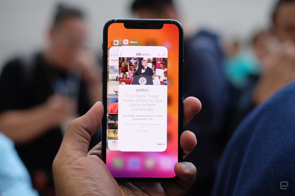 iPhone 11 Pro ít đột phá, Apple càng sống khoẻ