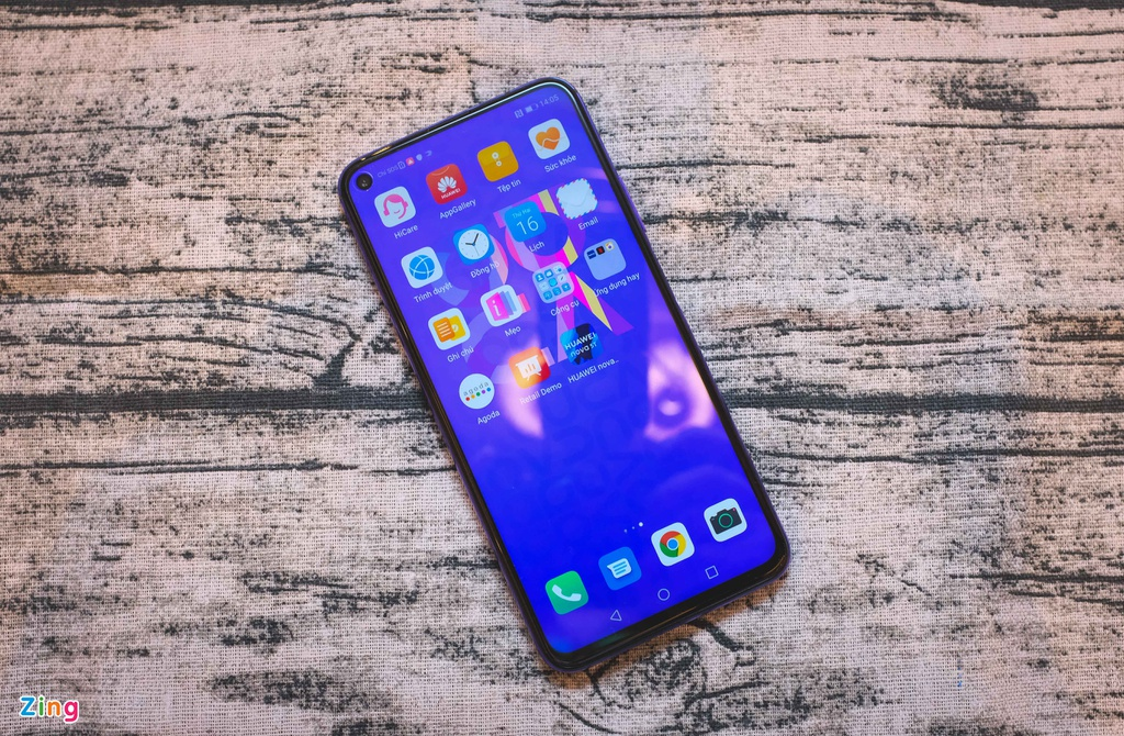 Huawei ra mat smartphone cuoi cung co dich vu Google tai VN? hinh anh 2