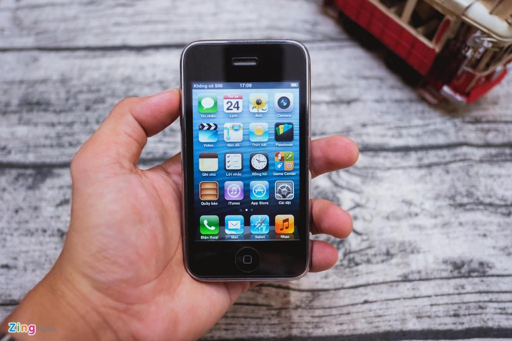iPhone 11 Pro Max vs iPhone 3GS - qua nhieu thay doi sau 10 nam hinh anh 2