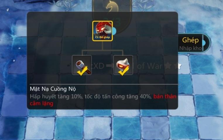 Meo choi game Auto Chess Viet Nam cho nguoi bat dau hinh anh 5